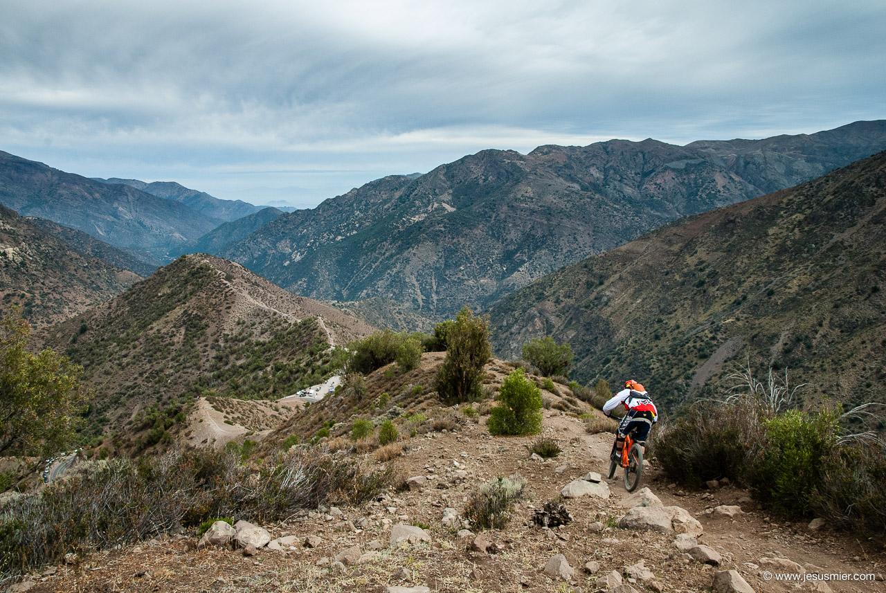 DirecTv Super Downhill 2015. Foto: Jesús Mier