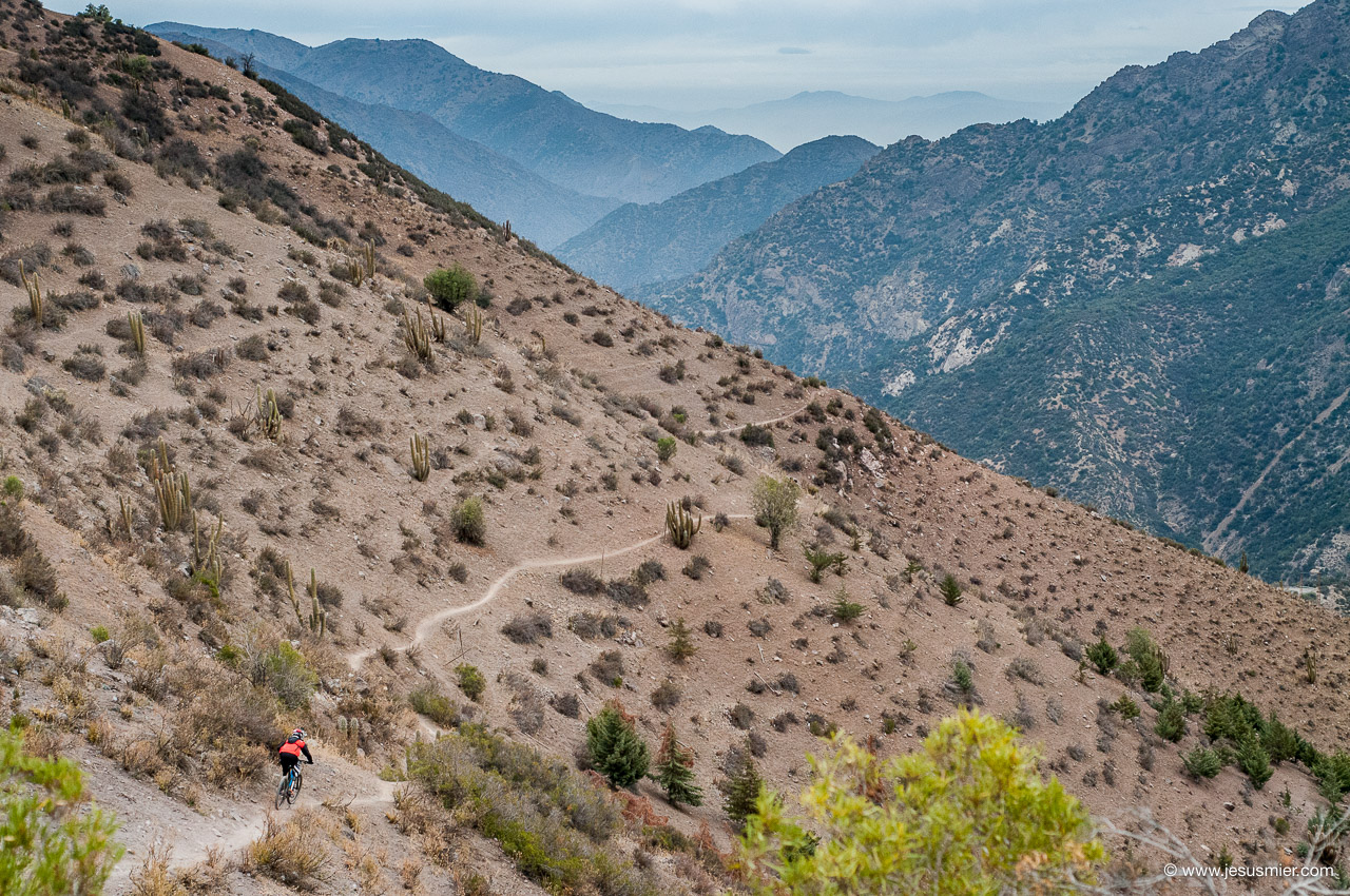 Adolfo Almarza, DirecTv Super Downhill 2015. Foto: Jesús Mier