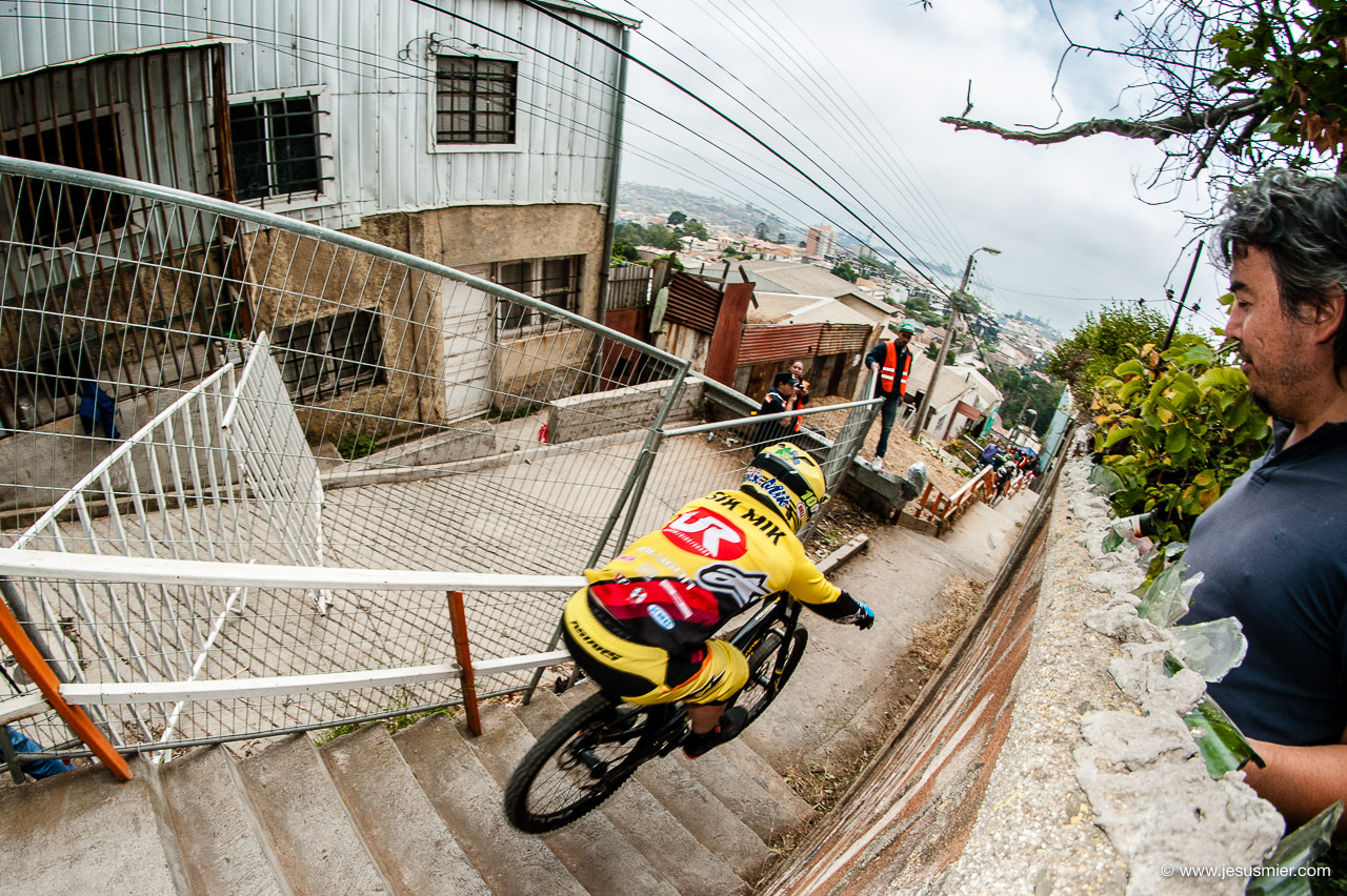 Mick Hannah, RedBull Valparaiso Cerro Abajo 2016. Foto: Jesus Mier