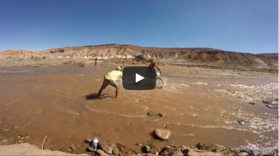 Video. Detras de camara Atacama Mtb Challenger.