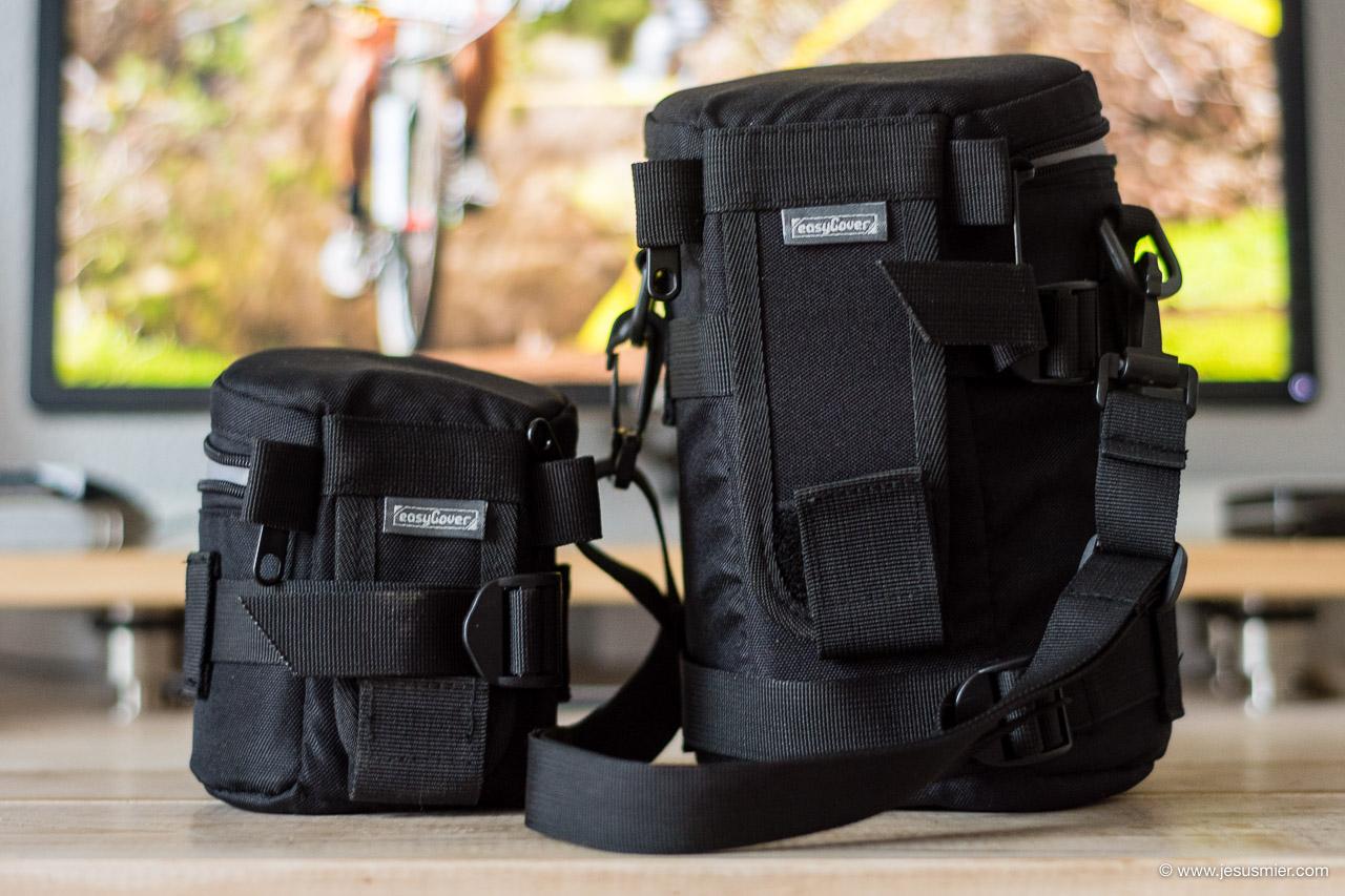 Estuche para objetivos - Lens Bag EasyCover