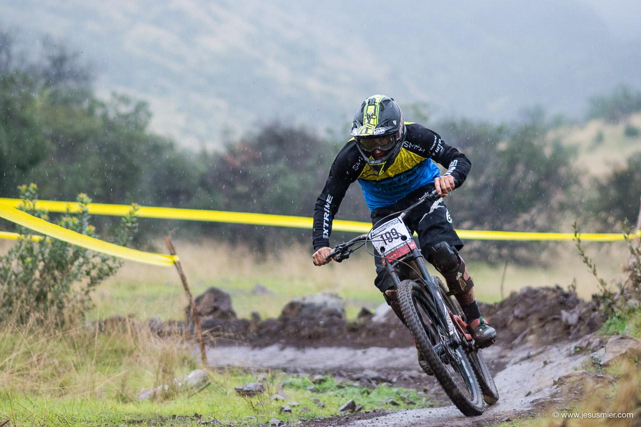 Pedro Ferreira, Polpaico Open Race 2016, Foto: Jesus Mier