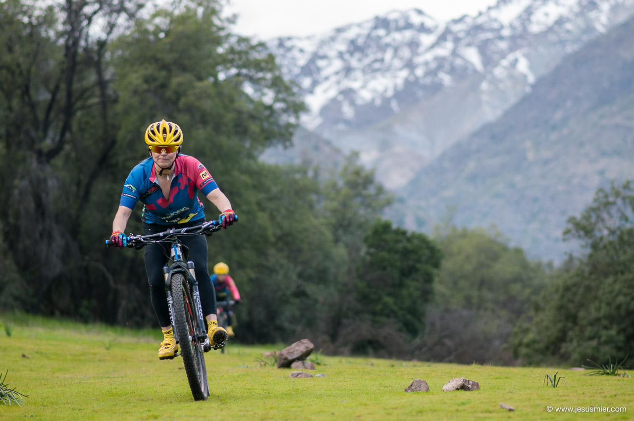 Paseo 4 Orbea Spirit Experience by SsangYong Chile. Foto: Jesus Mier