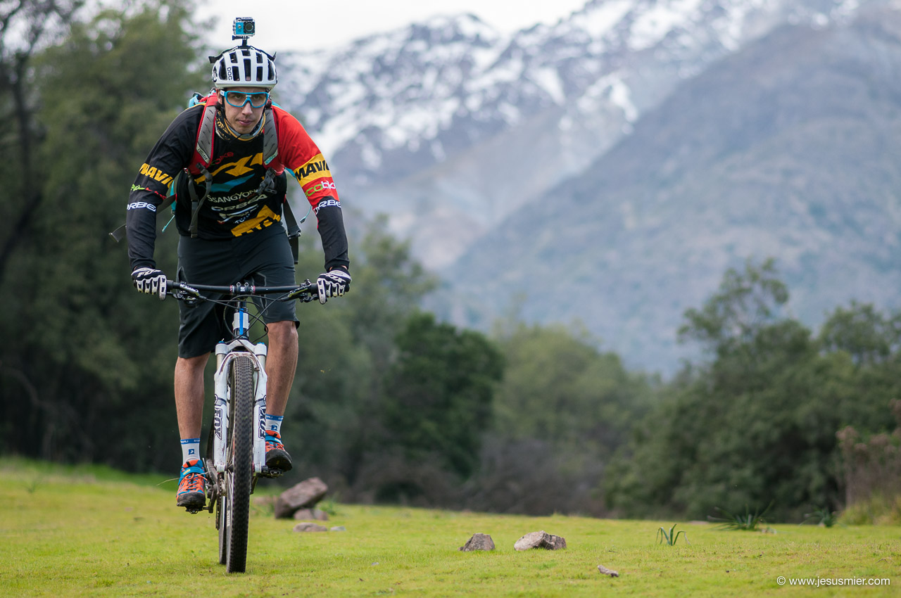 Paseo 3 Orbea Spirit Experience by SsangYong Chile. Foto: Jesus Mier
