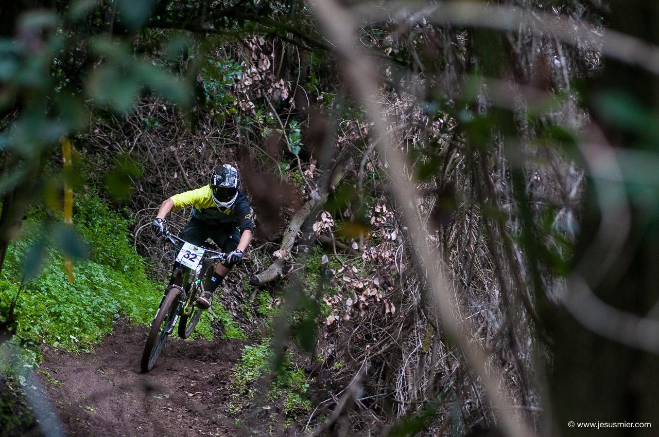 Alvaro Valdes, Curacavi Enduro Race 2016. Foto: Jesus Mier