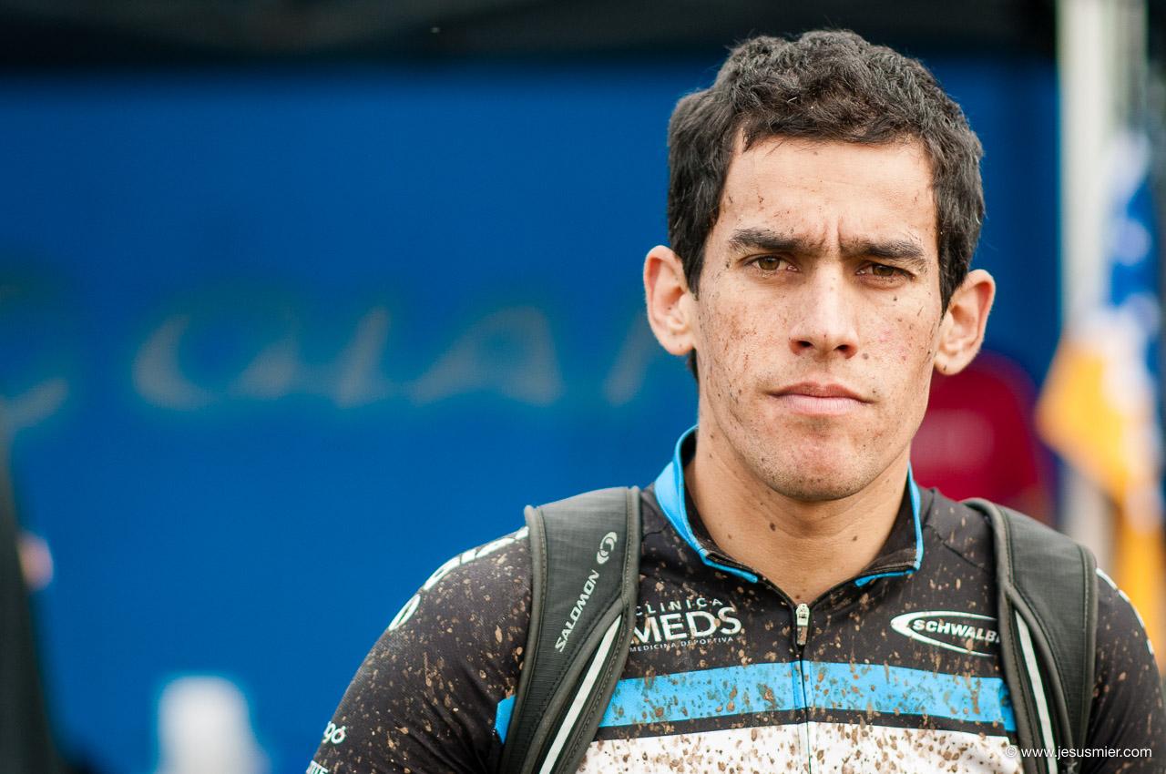 Alejandro Miranda, KTM Mtb La Vacada 2016. Foto: Jesus Mier