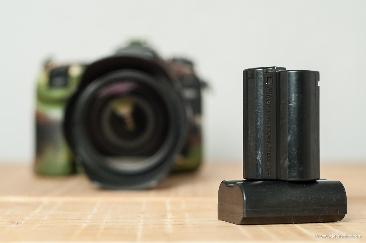 Baterias clonicas Nikon D7200
