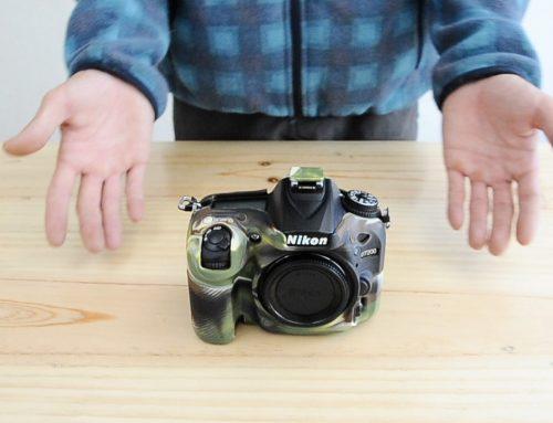 Como poner la funda-protector de easyCover a la cámara