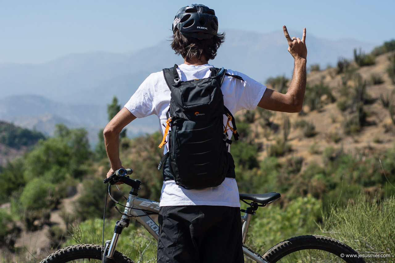 Review Lowepro Photo Sport BP AW II | Opinión