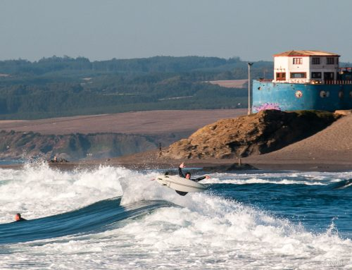 Surf Trip por Chile con Surflocker