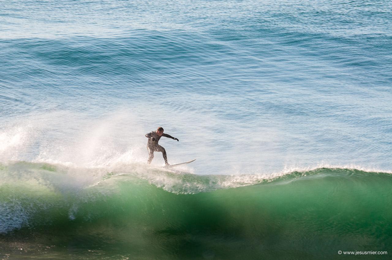 Surf Trip por Chile Marzo 2013. floater Foto: Jesus Mier