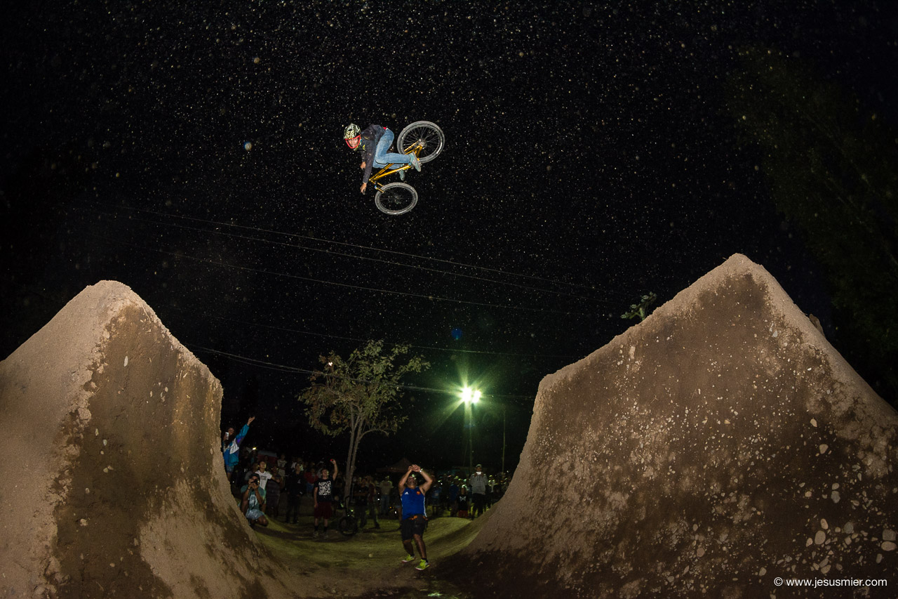 Golondra Dirt Park 2017, Best Trick