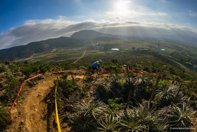 Montenbaik Enduro Series 2017, La Serena. Nicolas Prudencio, EP5, Foto: Jesus Mier