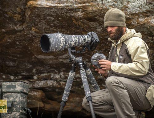 LensCoat: Fundas para objetivos y Accesorios para el fotógrafo de naturaleza