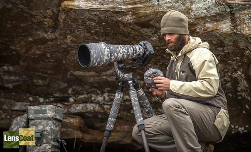 lenscoat fundas para objetivos y accesorios