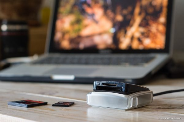 Lector de tarjetas de memoria Lexar Professional USB 3.0 Review - Opinión