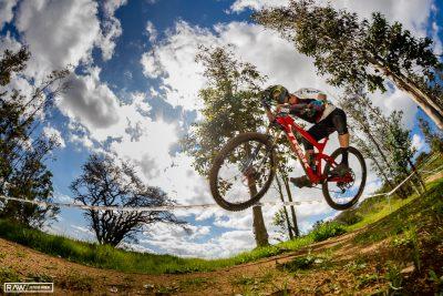 Enduro Trek Subaru, Las Palmas 2017. Pedro Burns, 1er lugar cat