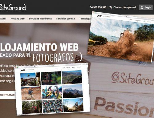 El mejor hosting para fotógrafos – Opinión y Recomendación