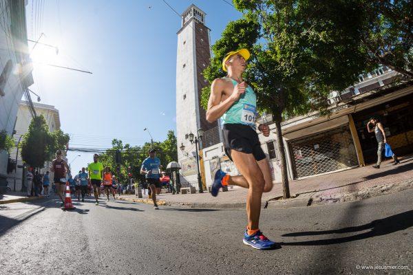 Maraton Valle del Aconcagua 2017