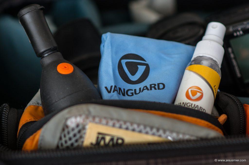 Kit de Limpieza Vanguard CK3N1
