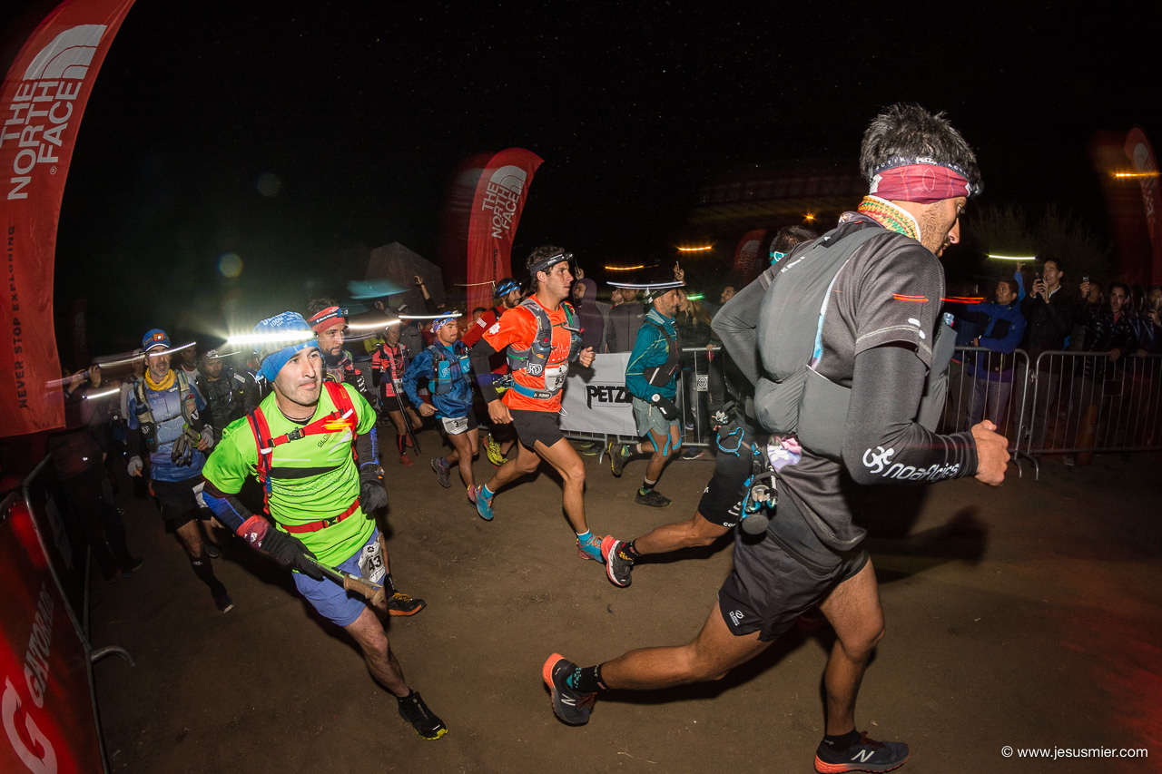 Osvaldo Ibache, Endurance Challenge 2018. Foto: Jesus Mier