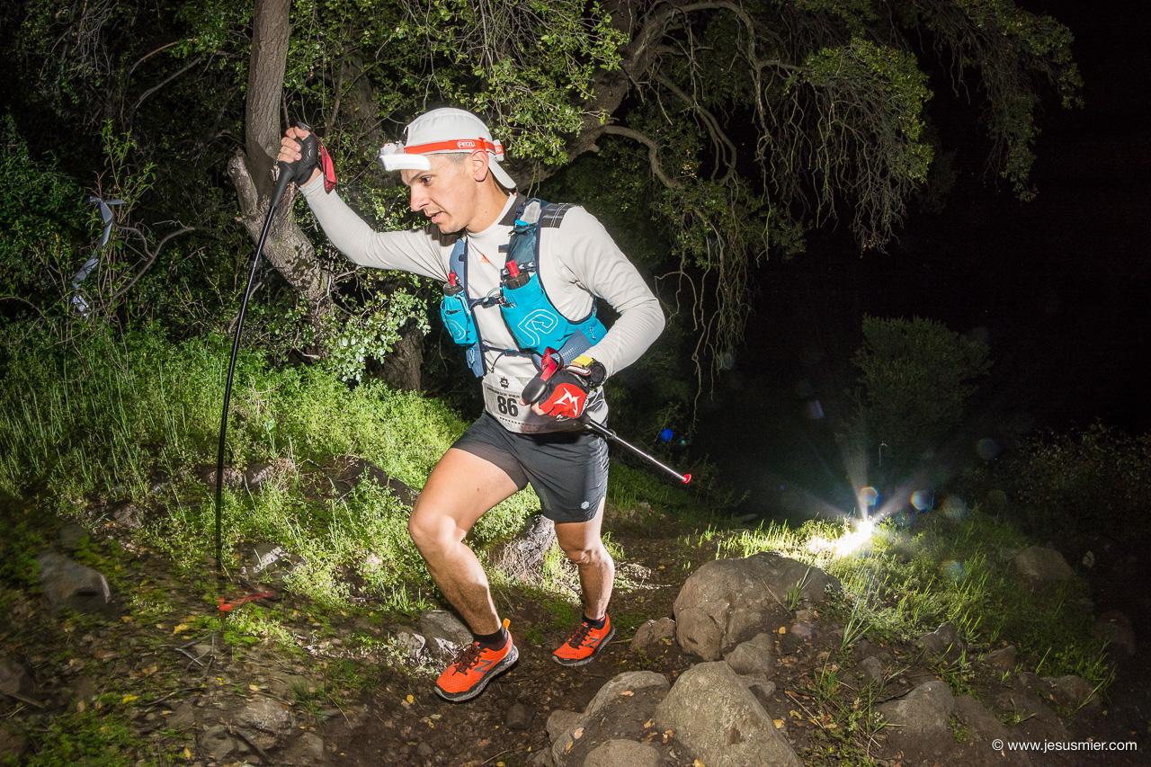 Martin Alejandro Burghini, Endurance Challenge 2018. Foto: Jesus Mier