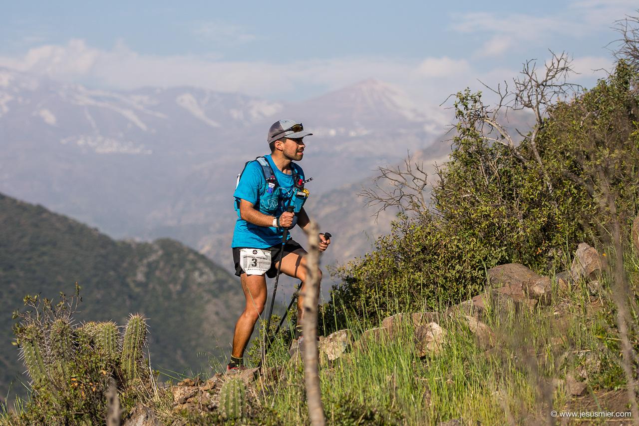 Emmanuel Salinas, Endurance Challenge 2018. Foto: Jesus Mier