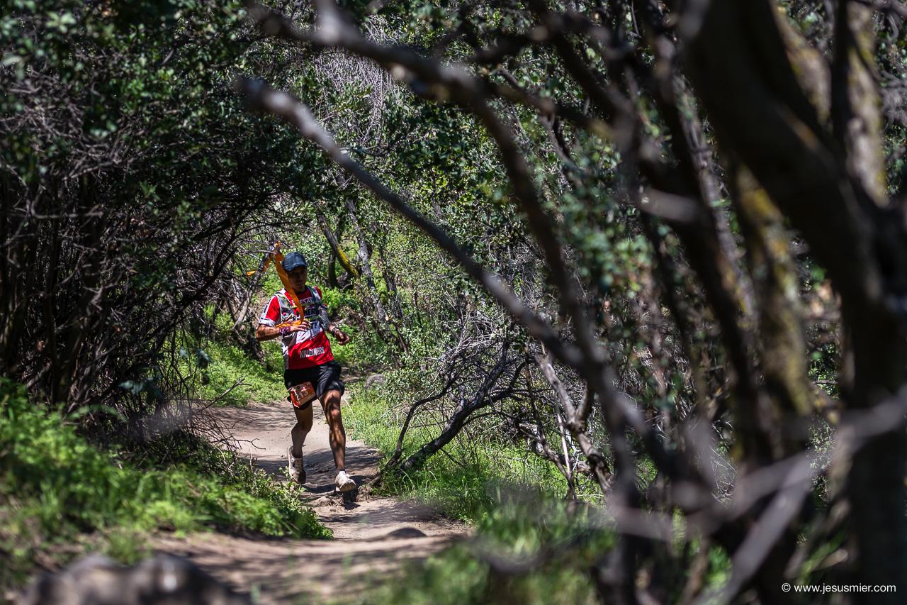 Andres Santana, Endurance Challenge 2018. Foto: Jesus Mier