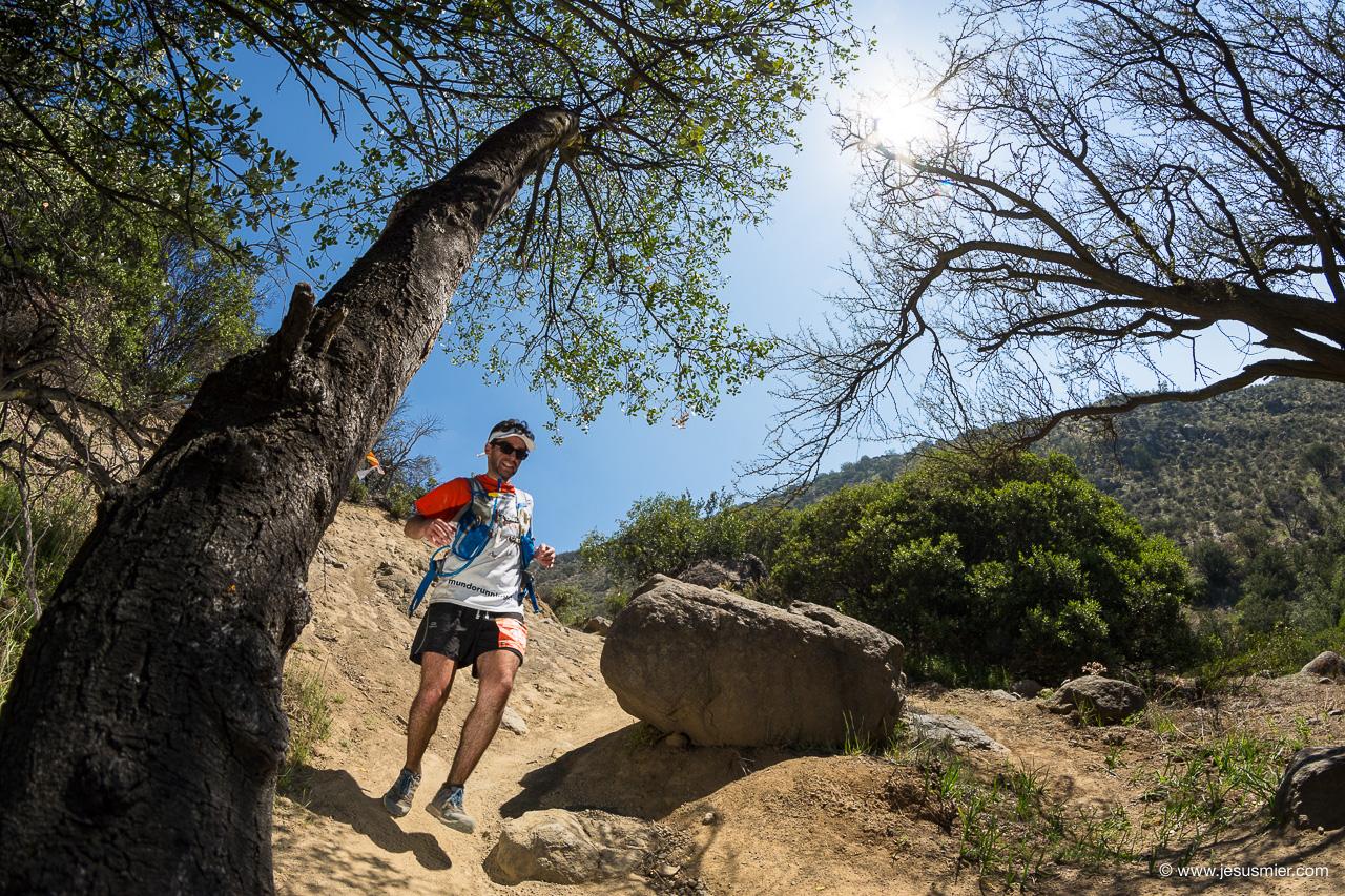 Juan Pablo Muñoz, Endurance Challenge 2018. Foto: Jesus Mier