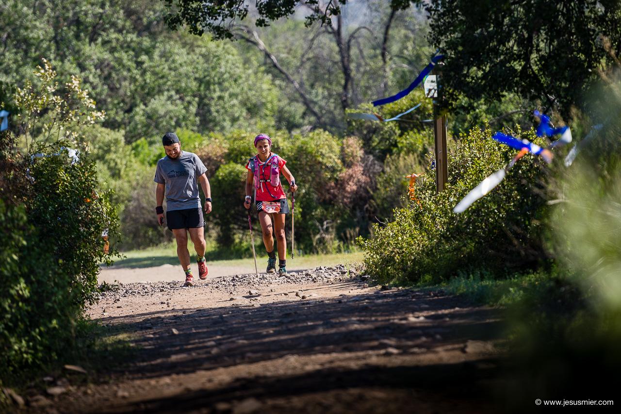 Carla Defranchi Lopez, Endurance Challenge 2018. Foto: Jesus Mier