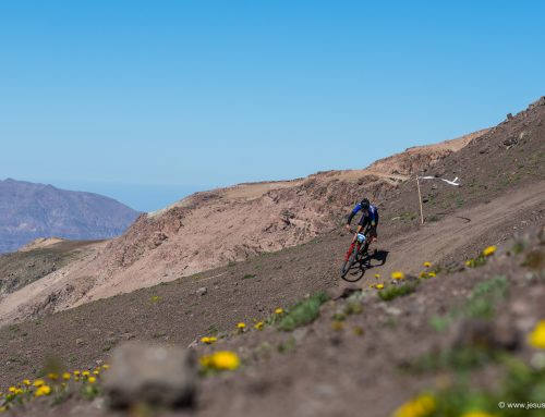 Suzuki Mountainbike Tour 2018 – Valle Nevado
