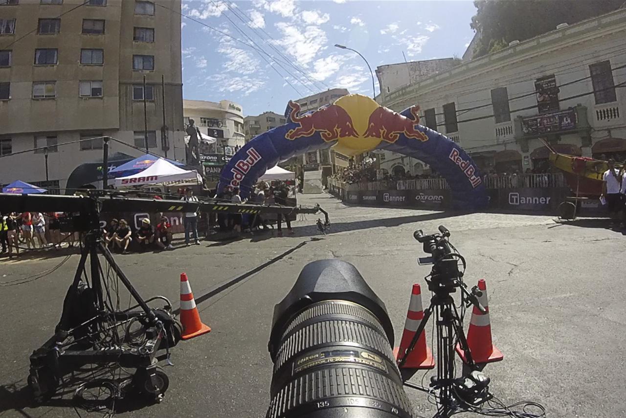 Detrás de cámara Red Bull VCA 2019