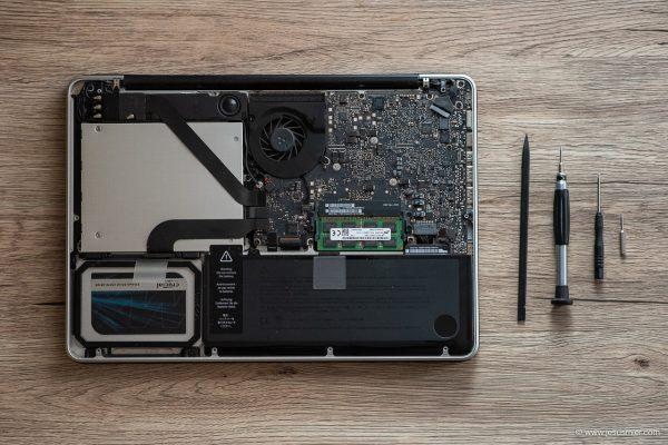"""Actualizar MacBook Pro 13"""" del 2012"""