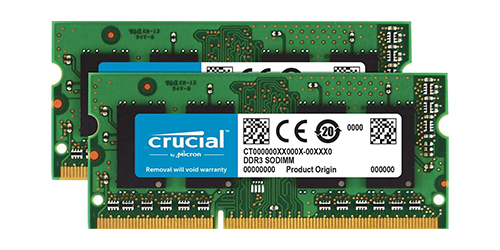 Kit de memoria ram para Macbook pro de 16GB