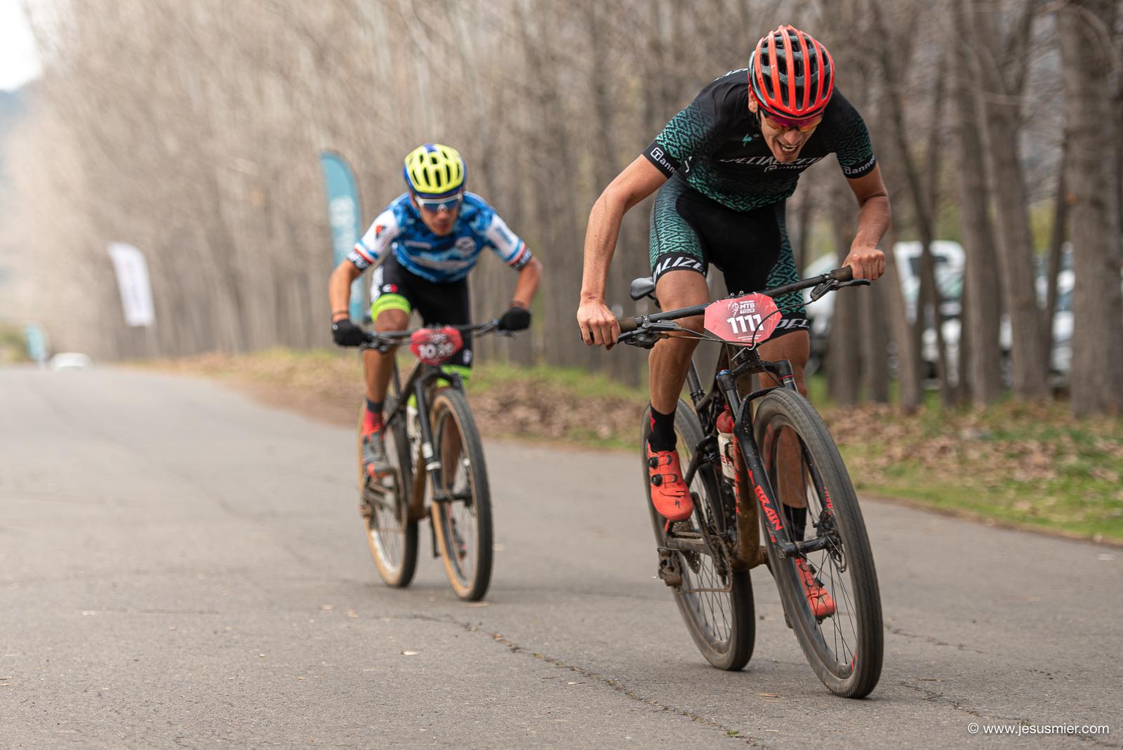 Pato Farias Diaz, Suzuki Mountainbike Tour 2019 - Picarquin. Foto: Jesus Mier