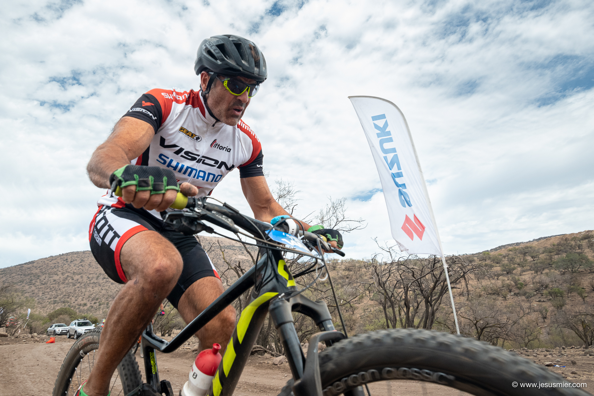 Suzuki Mountainbike Tour 2019 – Hacienda Guay Guay. Foto: Jesus Mier