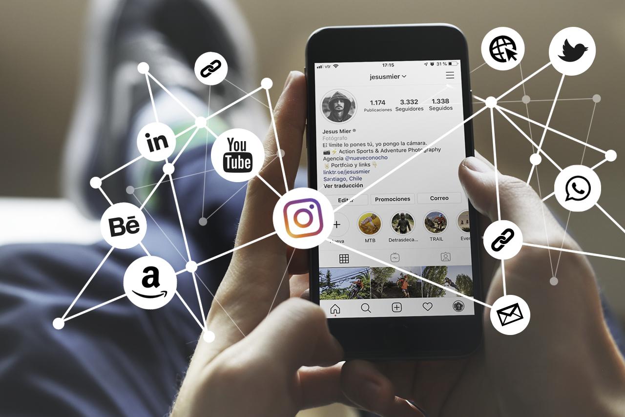 Como poner varios links en Instagram