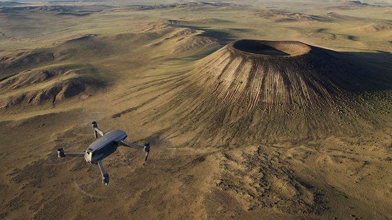 Drone para fotografo outdoor
