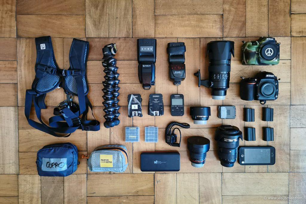 equipo fotografico fotografo deportivo jesusmier 2019-2020