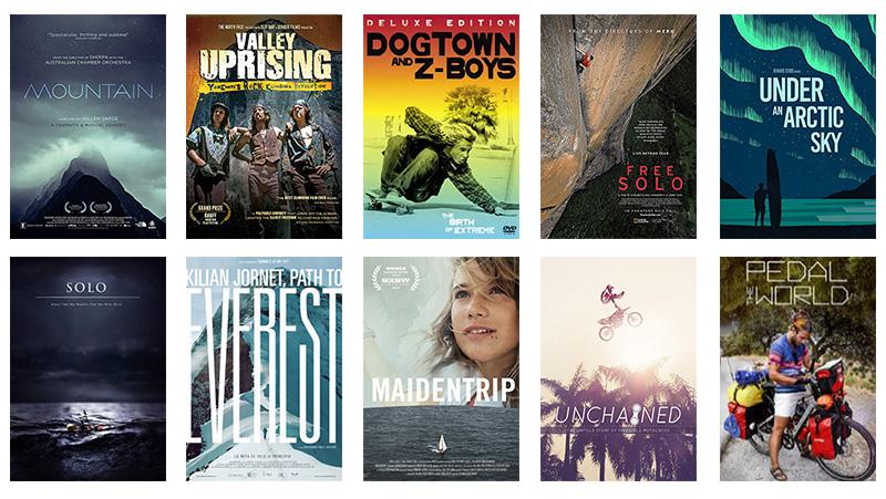 mejores documentales deportivos deportes extremos y aventura