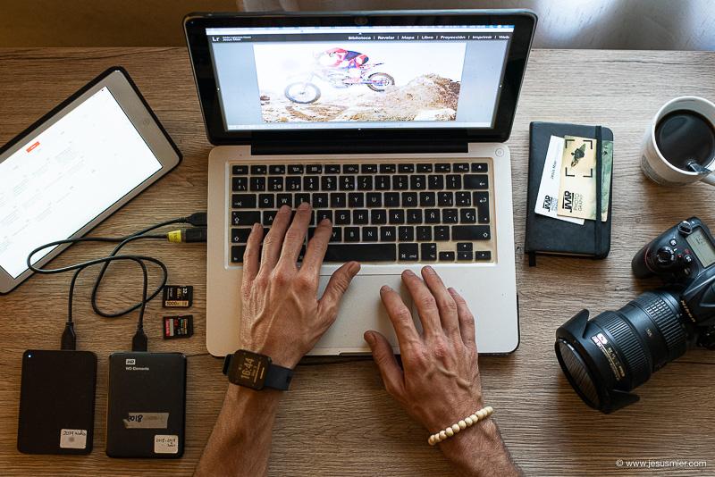 Tareas y recomendaciones para profesionalizarse como fotografo