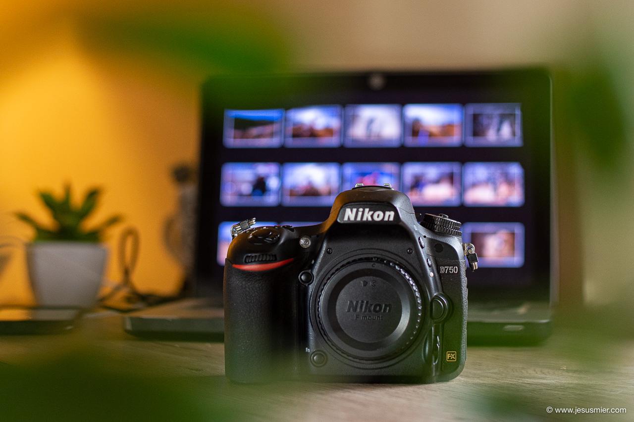 Nikon D750 Opiniones