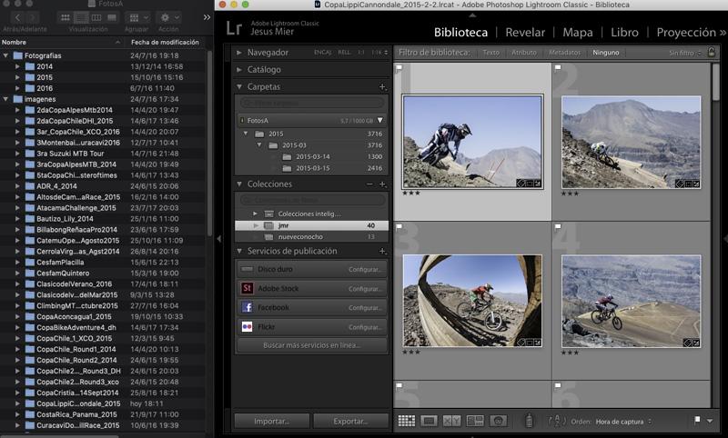 Organizar archivo fotografico
